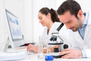 sistema para laboratórios de análises clínicas